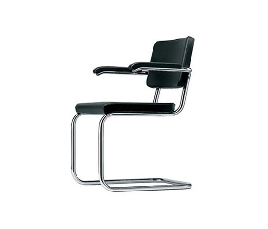 S 64 PV by Gebrüder T 1819 | Visitors chairs / Side chairs
