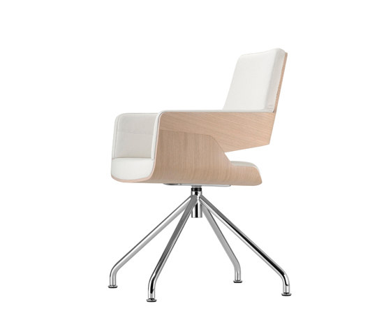 S 843 by Gebrüder T 1819 | Visitors chairs / Side chairs