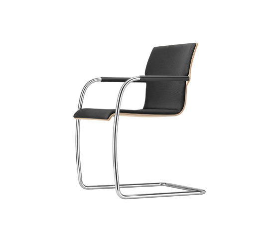S 90 PF by Gebrüder T 1819 | Visitors chairs / Side chairs