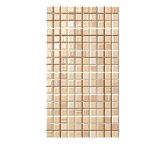 Pop Up Beige* de Fap Ceramiche | Mosaïques