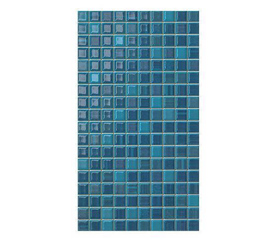 Pop Up Blu* by Fap Ceramiche | Mosaics