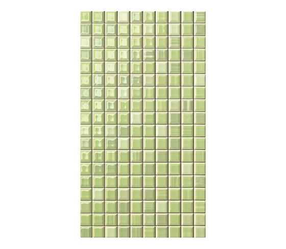Pop Up Green* di Fap Ceramiche | Mosaici