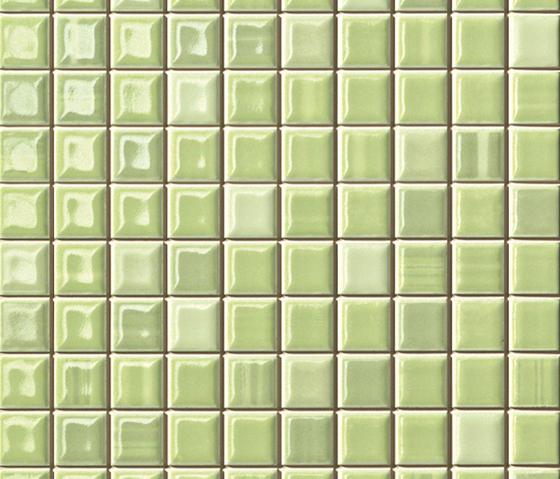 Pop Up Green* by Fap Ceramiche | Ceramic mosaics
