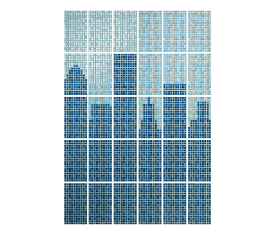 Pop Up Skyline Inserto Mix 30* by Fap Ceramiche | Mosaics
