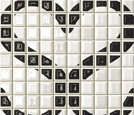 Pop Up Heart White Inserto* by Fap Ceramiche | Mosaics