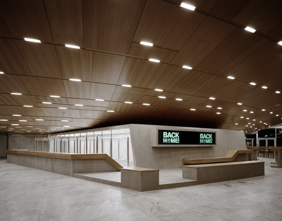 FIREwood by Lindner Group | Acoustic solutions