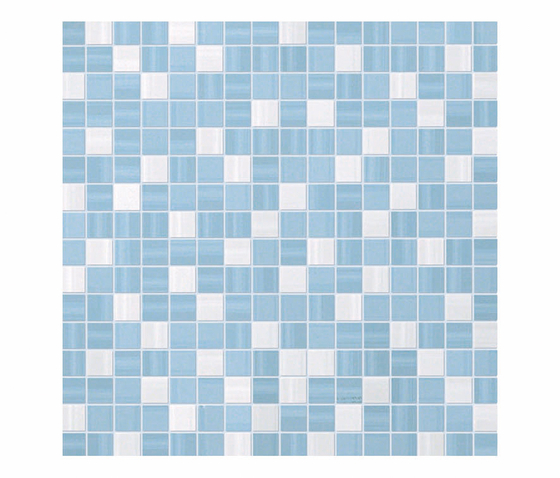 Fly Blu Mosaico* by Fap Ceramiche | Ceramic mosaics