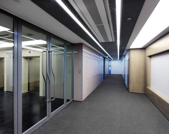 LIGNA raised floors by Lindner Group | Floor panels