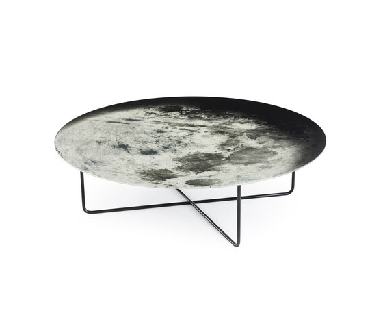 My Moon My Mirror Table by Diesel with Moroso | Coffee tables