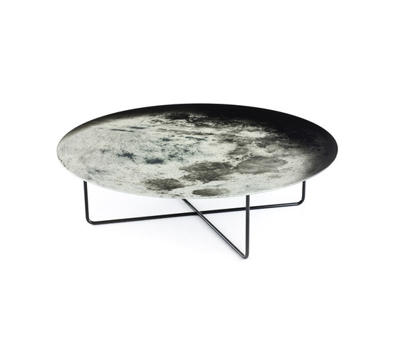 My Moon My Mirror Table de Diesel by Moroso | Tables basses
