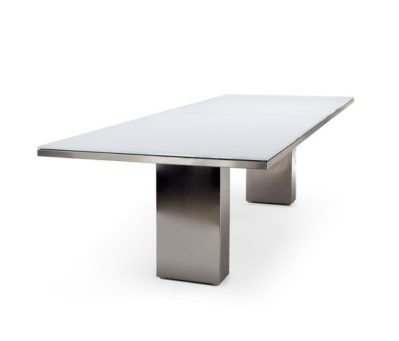 Cima Doble Table 300 de FueraDentro | Tables à manger de jardin