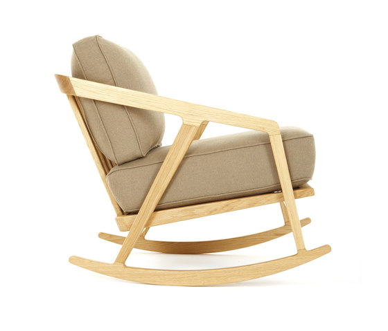 Katakana Rocking Chair von Dare Studio | Sessel