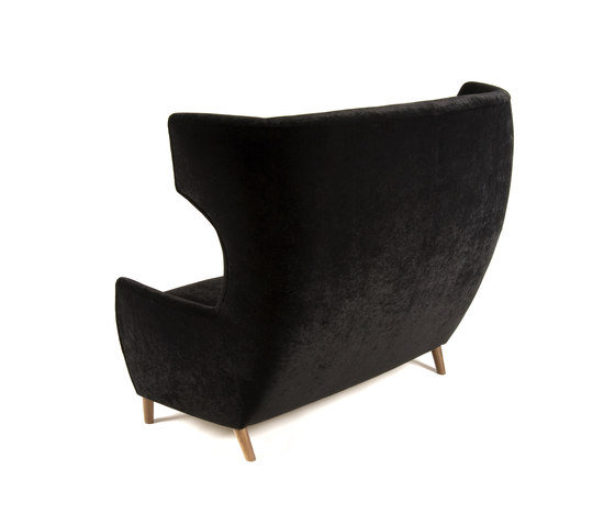 Hardy Wingback Sofa by Dare Studio | Lounge sofas