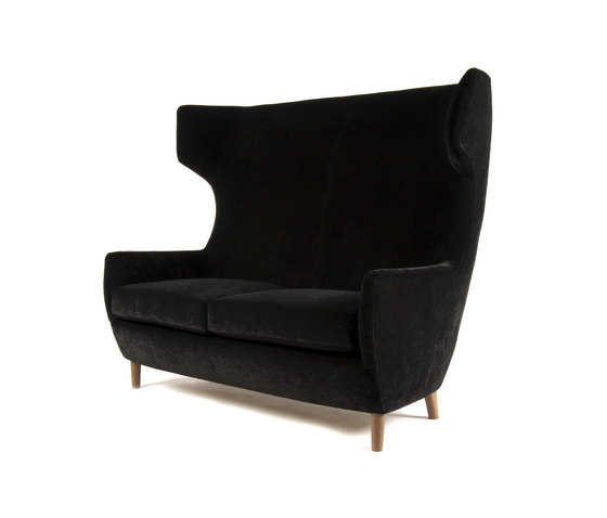 Hardy Wingback Sofa by Dare Studio | Lounge sofas