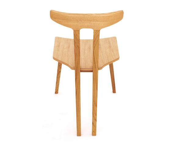 Spline Chair de Dare Studio | Chaises polyvalentes