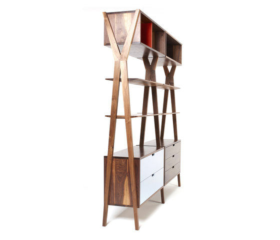 Dixon Modular Storage Unit von Dare Studio | Regale