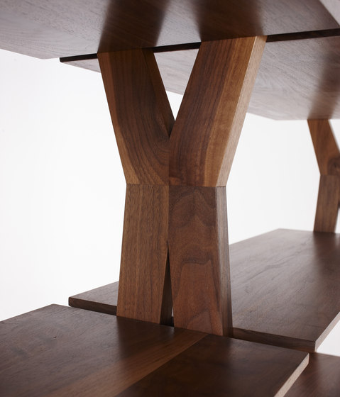 Dixon Modular Storage Unit de Dare Studio | Bibliothèques
