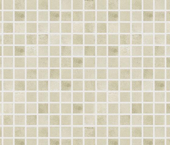 Si. Space Identity Mosaic White di Tagina | Mosaici