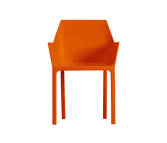 Mem Chair by Kristalia | Visitors chairs / Side chairs