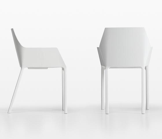 Mem Chaise de Kristalia | Chaises polyvalentes