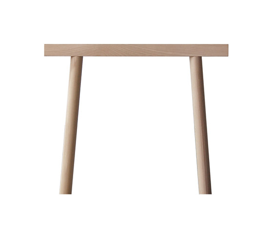 Torii table by Kristalia | Individual desks
