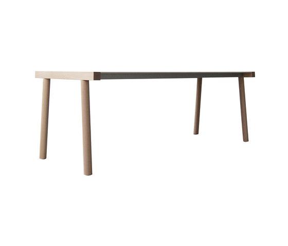 Torii Tisch von Kristalia | Einzeltische