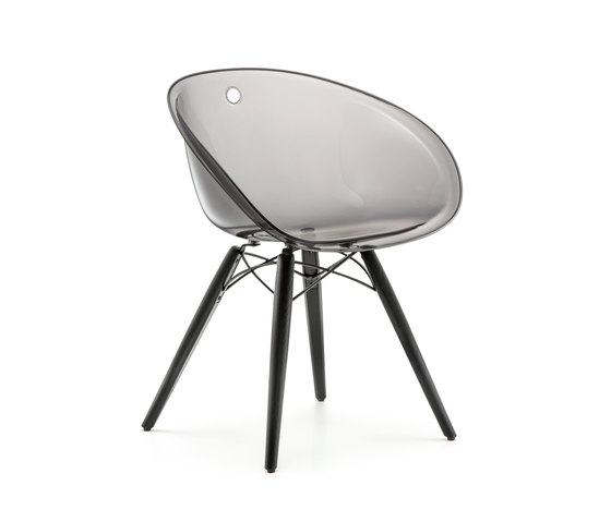 Gliss 905 by PEDRALI | Restaurant chairs