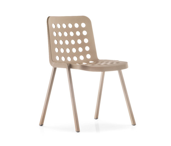 Koi-Booki by PEDRALI | Multipurpose chairs