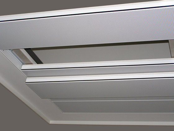 Fireproof ceilings de Lindner Group | Systèmes de plafond