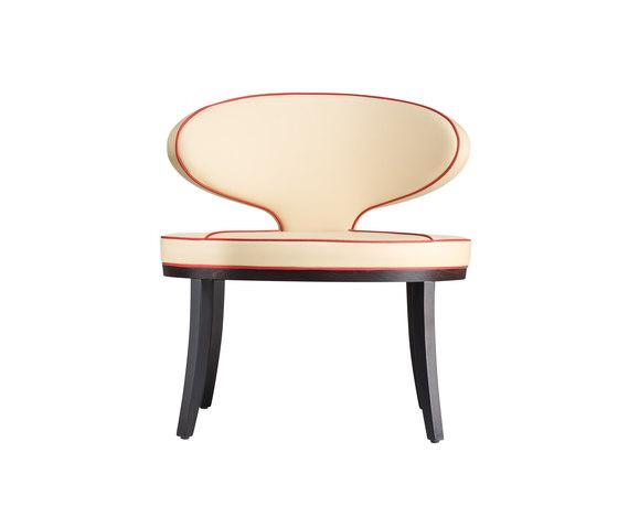 bra armchair by Schönhuber Franchi | Multipurpose chairs