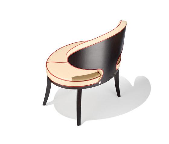 bra armchair von Schönhuber Franchi | Mehrzweckstühle