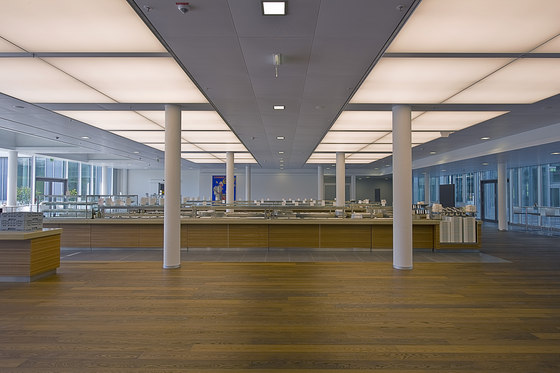 Luminous ceilings de Lindner Group | Murs lumineux