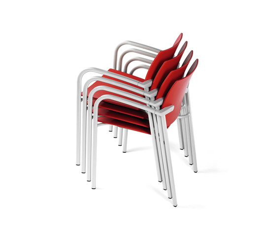 Bio L by ENEA | Visitors chairs / Side chairs