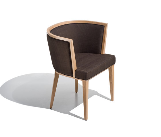 churchill armchair by Schönhuber Franchi | Multipurpose chairs