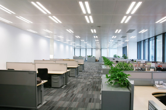 Plafotherm® Heated|Chilled ceilings by Lindner Group | Ceiling systems