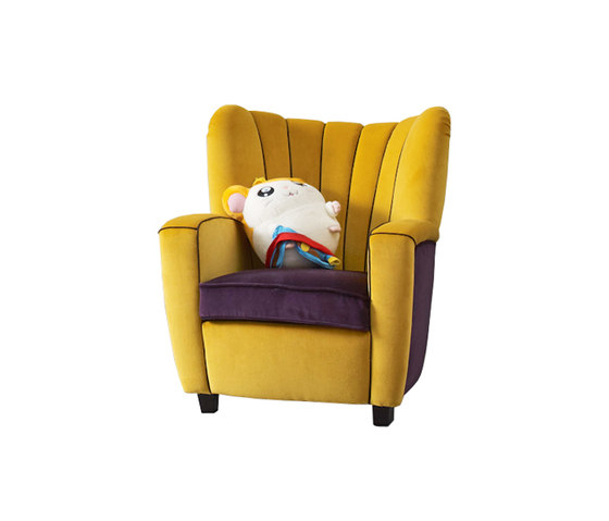 ZARINA BABY Lounge chairs from adele c
