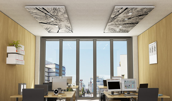 Lindner Plafotherm® DS TAS by Lindner Group | Ceiling systems