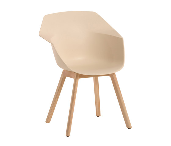 Wila Chair by Atelier Pfister | Visitors chairs / Side chairs