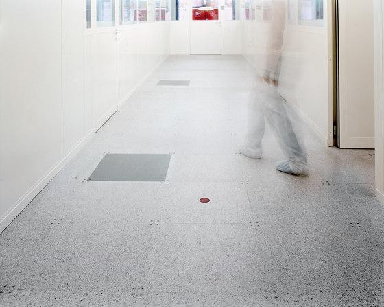 Clean Room Floors by Lindner Group | Floor panels