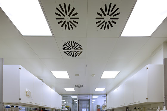 Clean Room Ceilings by Lindner Group | Ceiling systems