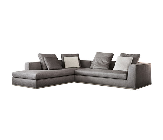 powell by minotti couch recami re couch product. Black Bedroom Furniture Sets. Home Design Ideas
