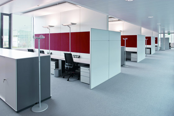 Logic Partition by Lindner Group | Partition wall systems