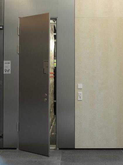 Doors de Lindner Group   Acoustic doors