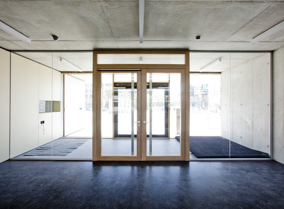 Doors de Lindner Group | Acoustic doors