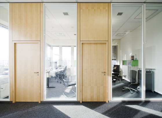 Doors Plus de Lindner Group   Puertas de interior