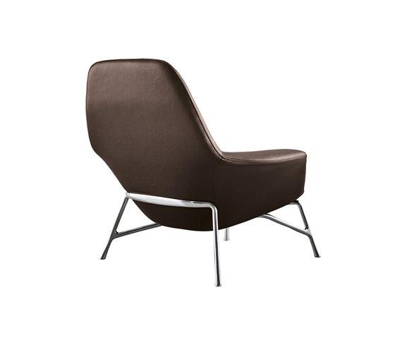 Prince by Minotti | Lounge chairs