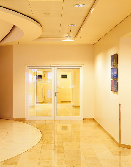 Doors Plus di Lindner Group | Porte per interni