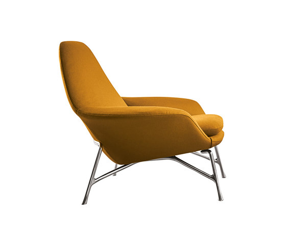 Prince Armchair by Minotti | Lounge chairs