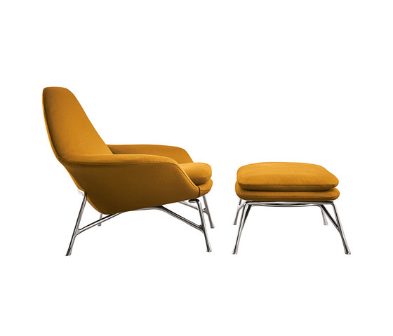 Prince by Minotti | Armchairs