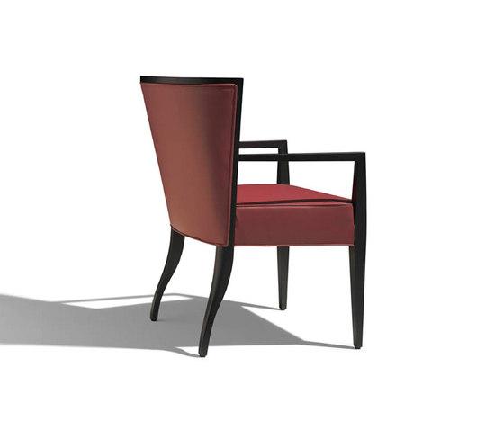 hamilton armchair by Schönhuber Franchi | Restaurant chairs